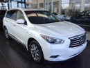 Used 2015 Infiniti QX60 2015 INFINITI QX60 LUXURY PACKAGE, ACCIDENT FREE, HEATED SEATS, HEATED STEERING WHEEL for sale in Edmonton, AB