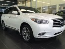 Used 2014 Infiniti QX60 2014 INFINITI QX60 TECHNOLOGY PACKAGE-ALL SAFETY TECHNOLOGY, DVD PLAYERS, HEATED/COOLED SEATS for sale in Edmonton, AB