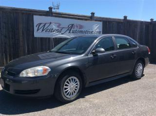 Used 2010 Chevrolet Impala LS for sale in Stittsville, ON