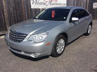 Used 2010 Chrysler Sebring LX for sale in Stittsville, ON