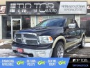 Used 2011 Dodge Ram 1500 Laramie ** Navigation, Leather, Loaded ** for sale in Bowmanville, ON