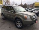 Used 2007 Honda Pilot EX-L/NAVI / LEATHER/ROOF/LOADED/ALLOYS for sale in Pickering, ON