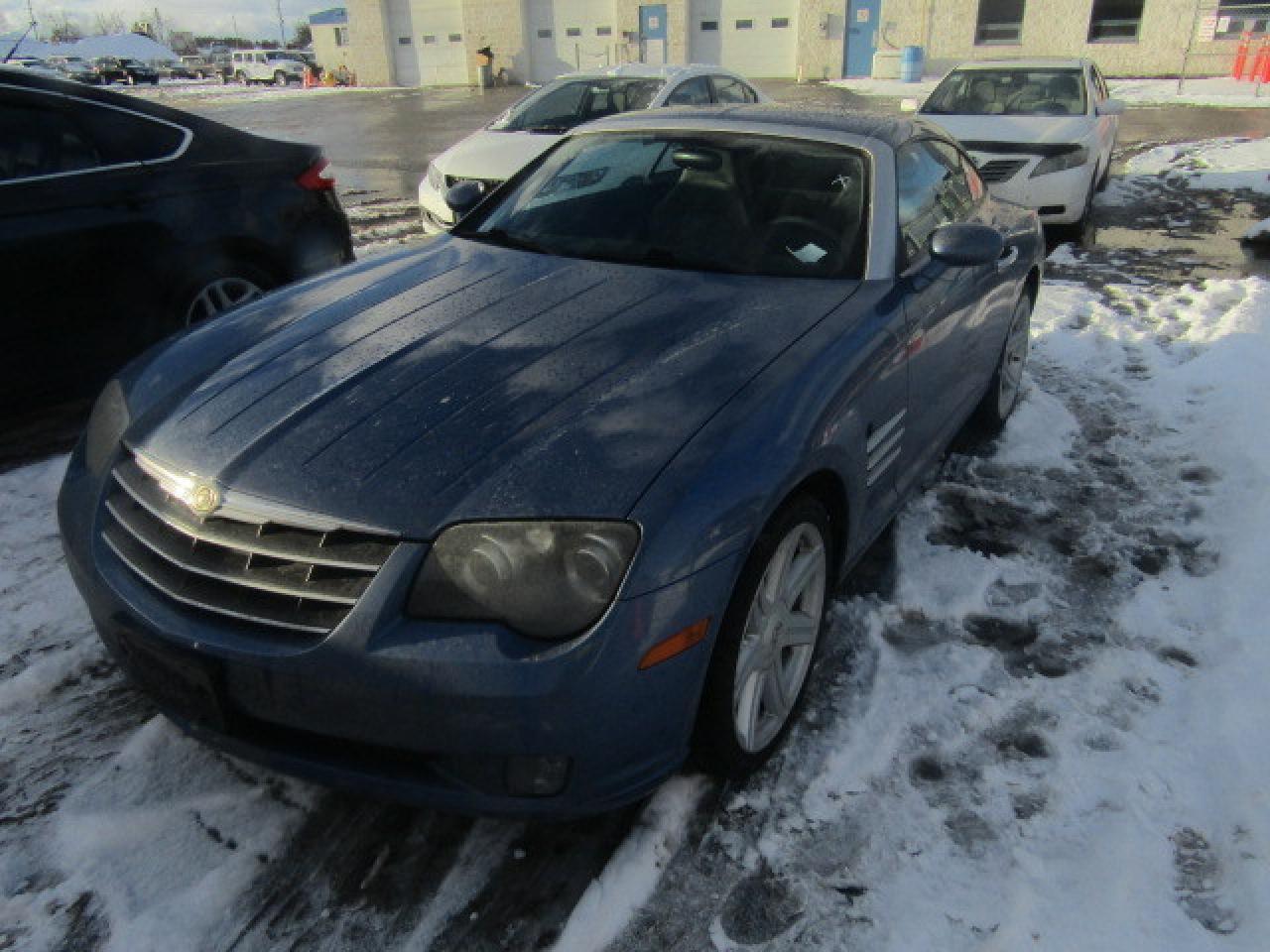 Photo of Blue 2006 Chrysler Crossfire