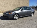 Used 2005 Acura TL Leather/Sunroof/Certified for sale in Scarborough, ON