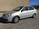 Used 2008 Hyundai Accent Automatic/Super Gas Saver/Certified and E-Tested for sale in Scarborough, ON