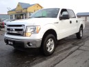 Used 2014 Ford F-150 XLT SuperCrew 4X4 5ftBox 5.0Litre for sale in Brantford, ON
