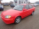 Used 2004 Hyundai Accent GL CERTIFIED for sale in Kitchener, ON