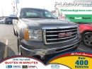Used 2012 GMC Sierra 1500 Nevada Edition | 4X4 for sale in London, ON
