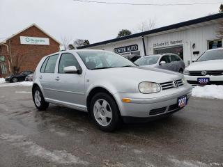Used 2007 Volkswagen City Golf Base for sale in Waterdown, ON