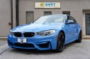Used 2015 BMW M3 EXECUTIVE, PREMIUM, TECH, WARRANTY TO 2022 for sale in Burlington, ON