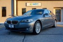 Used 2011 BMW 535 I EXECUTIVE PACKAGE, NAVIGATION, COMFORT SEATS for sale in Burlington, ON