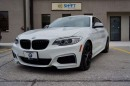 Used 2014 BMW M235i ESSENTIALS PKG, HEATED LEATHER, BLUETOOTH, HIFI for sale in Burlington, ON