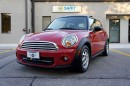 Used 2012 MINI Cooper PANORAMIC SUNROOF, BLUETOOTH, ACCIDENT FREE! for sale in Burlington, ON