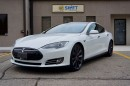Used 2015 Tesla Model S P85D AUTOPILOT AND FULLY LOADED! for sale in Burlington, ON