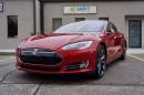 Used 2013 Tesla Model S P85+ PERFORMANCE 7 PASSENGER LOADED for sale in Burlington, ON