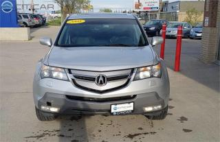 Used 2008 Acura MDX Tech/Pwr Tail Gate for sale in Winnipeg, MB