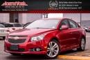 Used 2013 Chevrolet Cruze LT Turbo|Leather|HtdFrntSeats|Sat.Radio|Bluetooth|R.Start|18