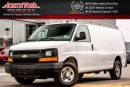 Used 2016 Chevrolet Express Cargo Van Leather Seats|Power Opts.|Clean CarProof|Traction Control for sale in Thornhill, ON