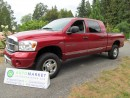 Used 2007 Dodge Ram 1500 Laramie 1500 Mega Cab 4WD for sale in Surrey, BC