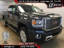 New 2017 GMC Sierra 2500 HD Denali-Diesel, Navigation, Heated/Cooled Leather, HD Trailering Package for sale in Lethbridge, AB