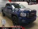 New 2017 GMC Sierra 1500 SLE-Navigation, heated front 40/20/40 Split Bench Seat, Elevation Edition for sale in Lethbridge, AB