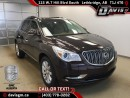 New 2017 Buick Enclave AWD, 7 Passenger, Colour Touch Navigation, Dual Panel Moonroof for sale in Lethbridge, AB