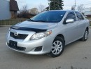 Used 2010 Toyota Corolla CE for sale in Beamsville, ON