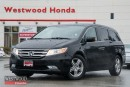 Used 2013 Honda Odyssey Touring factory Warranty until 2019 for sale in Port Moody, BC