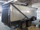 Used 2008 Other Other 5x14 Flatbed With Custom Built Sides for sale in Georgetown, ON