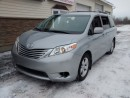 Used 2015 Toyota Sienna LE 8 PASSENGER for sale in Stittsville, ON