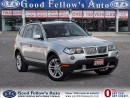 Used 2008 BMW X3 LEATHER, SUNROOF for sale in North York, ON