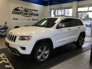 Used 2015 Jeep Grand Cherokee Limited for sale in Coquitlam, BC