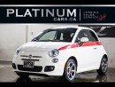 Used 2016 Fiat 500 Sport, Leather, Blue for sale in North York, ON