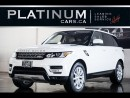 Used 2016 Land Rover Range Rover Sport HSE Td6 4WD, Navi, P for sale in North York, ON