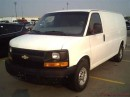 Used 2010 Chevrolet Express 2500 CARGO VAN NEW TRANNY for sale in Mississauga, ON