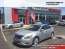 Used 2013 Nissan Altima 2.5 SL   - $147.64 B/W - Low Mileage for sale in Woodstock, ON
