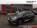 Used 2016 Nissan Murano S   - $188.91 B/W - Low Mileage for sale in Woodstock, ON