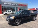 Used 2015 Nissan Titan SV  - $187.48 B/W - Low Mileage for sale in Woodstock, ON