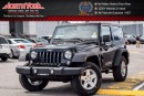 New 2017 Jeep Wrangler New Car Sport 4X4|Manual|Power Convi.,Dual Top Pkgs|AC|17