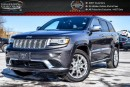 Used 2016 Jeep Grand Cherokee Summit|4x4|Navi|Pano Sunroof|Backup Cam|Bluetooth|R-Start|Trailer Tow Group|20