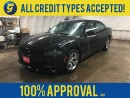 Used 2016 Dodge Charger SXT*REMOTE START*BLUETOOTH PHONE*POWER DRIVER SEAT/LUMBAR*HEATED FRONT SEATS* for sale in Cambridge, ON