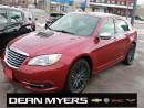 Used 2013 Chrysler 200 Limited for sale in North York, ON
