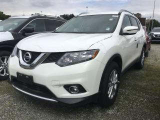 Used 2016 Nissan Rogue SV AWD CVT for sale in Surrey, BC