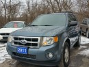 Used 2011 Ford Escape XLT,,cert&etested for sale in Oshawa, ON
