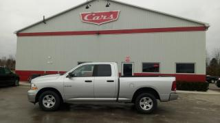 Used 2010 Dodge Ram 1500 SLT for sale in Tillsonburg, ON
