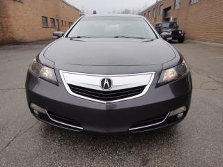 Used 2012 Acura TL MINT CONDITION,FULLY LOADED for sale in North York, ON