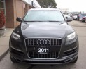 Used 2011 Audi Q7 3.0L TDI Premium Plus. for sale in Mississauga, ON