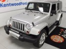 Used 2012 Jeep Wrangler Unlimited COME ON !!! YOU KNOW YOU'VE ALWAYS WANTED ONE!! for sale in Edmonton, AB