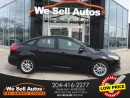 Used 2015 Ford Focus SE *BTOOTH *HTD SEATS *LOW KM *REAR CAM for sale in Winnipeg, MB
