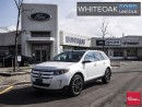 Used 2013 Ford Edge SEL, extended warranty, finance from 1.9% leather, for sale in Mississauga, ON